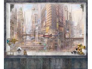 Фреска Окно в будущее, арт. 6875