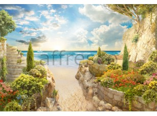 Берег моря, арт. 4941