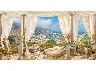 Вид на Монако, арт. 6319