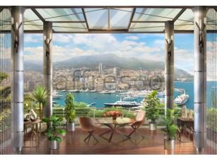 Балкон с перспективой, арт. 6342