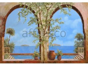 Арки с видом на море, арт. 6729