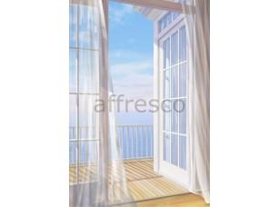 Балкон с видом на море, арт. 6902