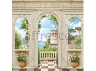 Греческий балкон,  6908