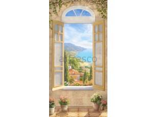 Вид из окна на залив, арт. 6925