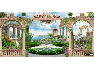 Фотообои Первое ателье Арки и колонны 165
