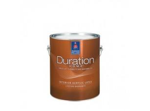 Duration Home Matte, матовая моющаяся интерьерная краска, кварта