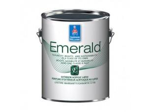 Фасадная краска Emerald Exterior Satin галлон (3,8л)