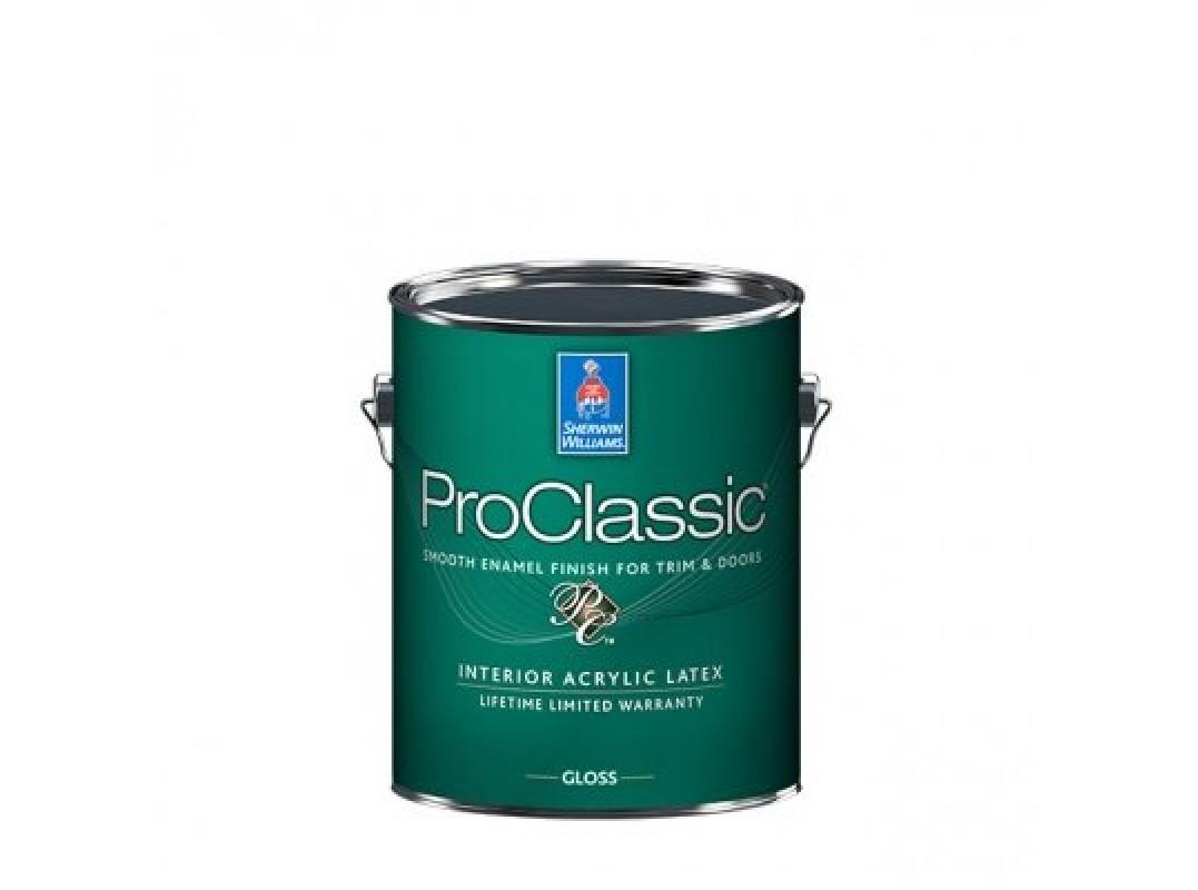 Эмаль для лепнины и дерева ProClassic Interior Satin кварта (0,95л)
