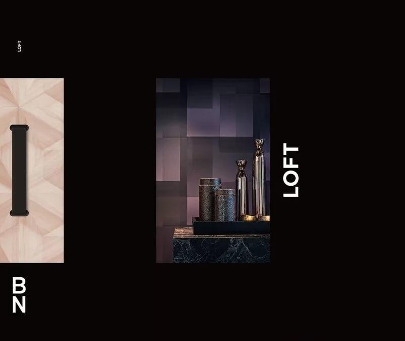 Обои Loft BN International