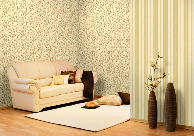 Дизайн обоев для зала: идеи, фото, интерьеры